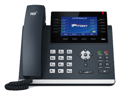IPItomy T46S VoIP Phone