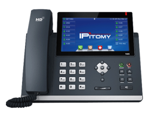 IPItomy T48S VoIP Phone