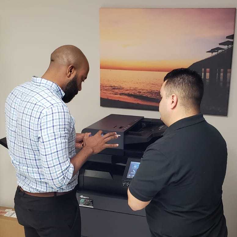 Copier Printer Scanner Palm Beach